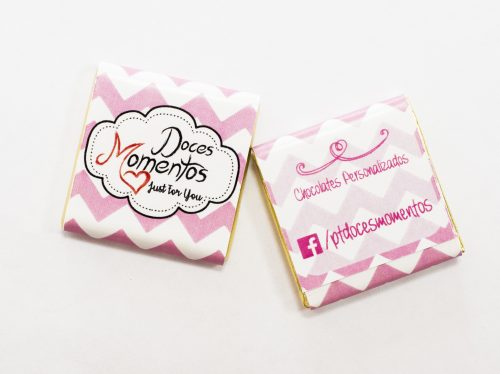 Doces momentos - chocolates personalizados