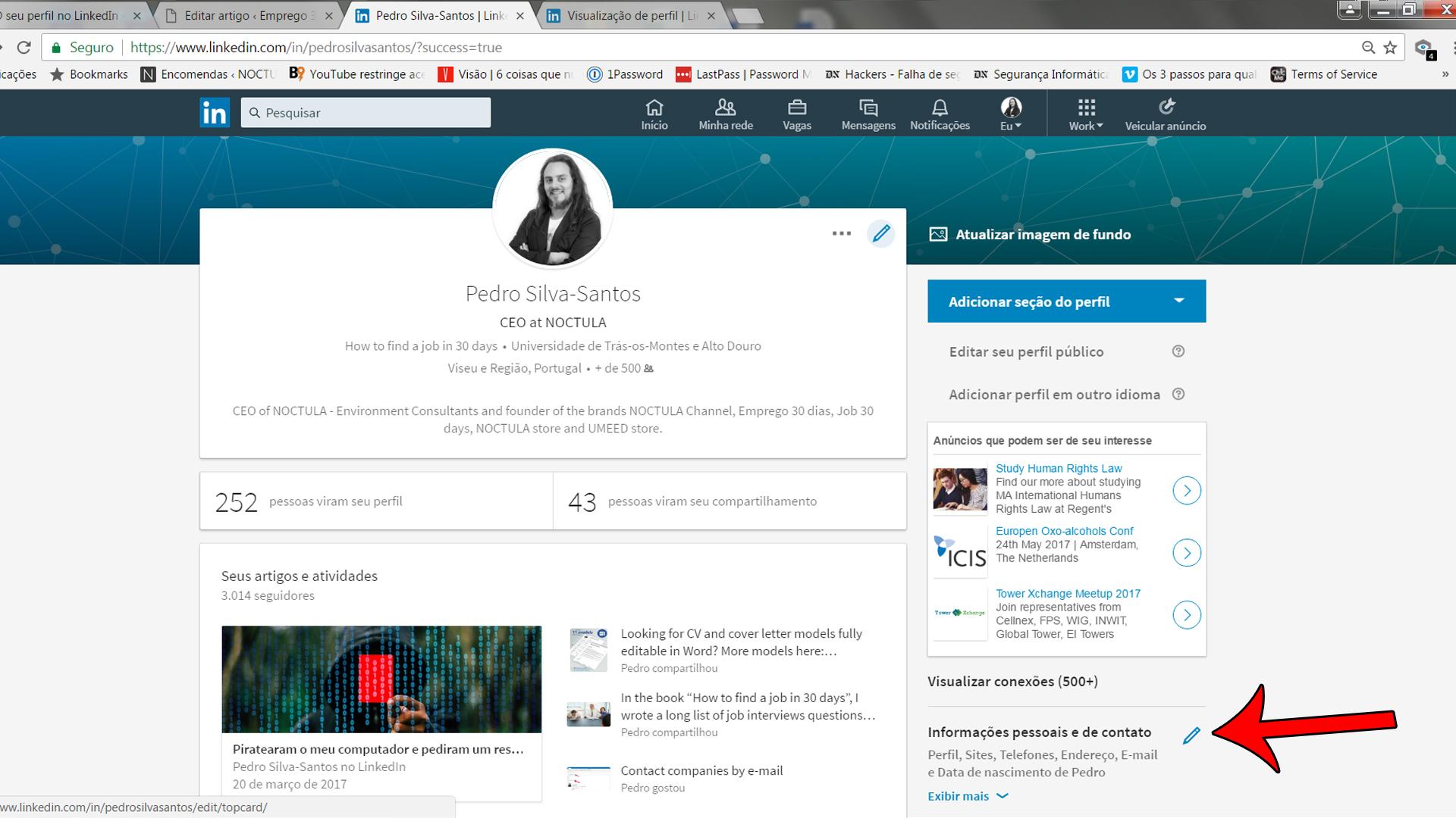 O seu perfil no LinkedIn_02_000
