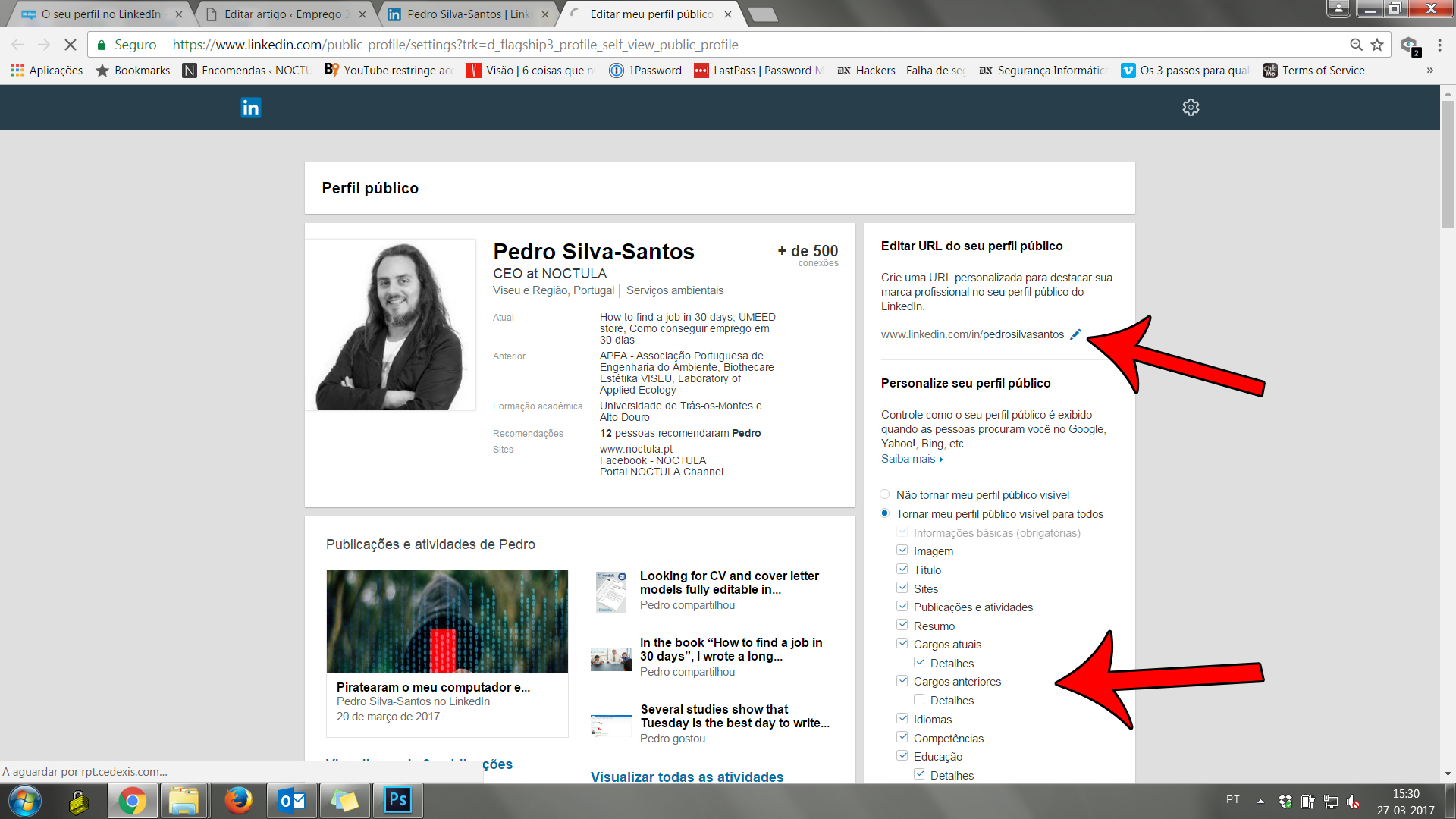 O seu perfil no LinkedIn_03b