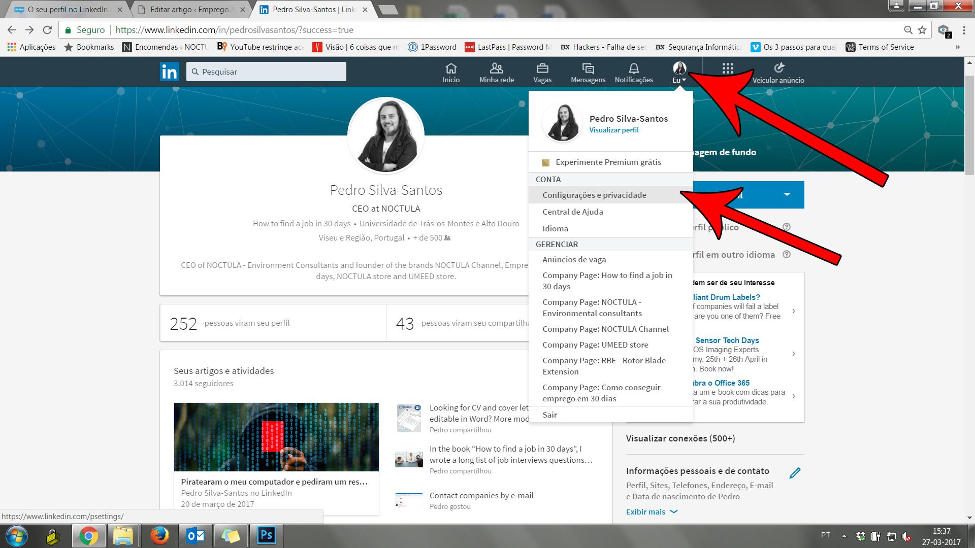 O seu perfil no LinkedIn_05