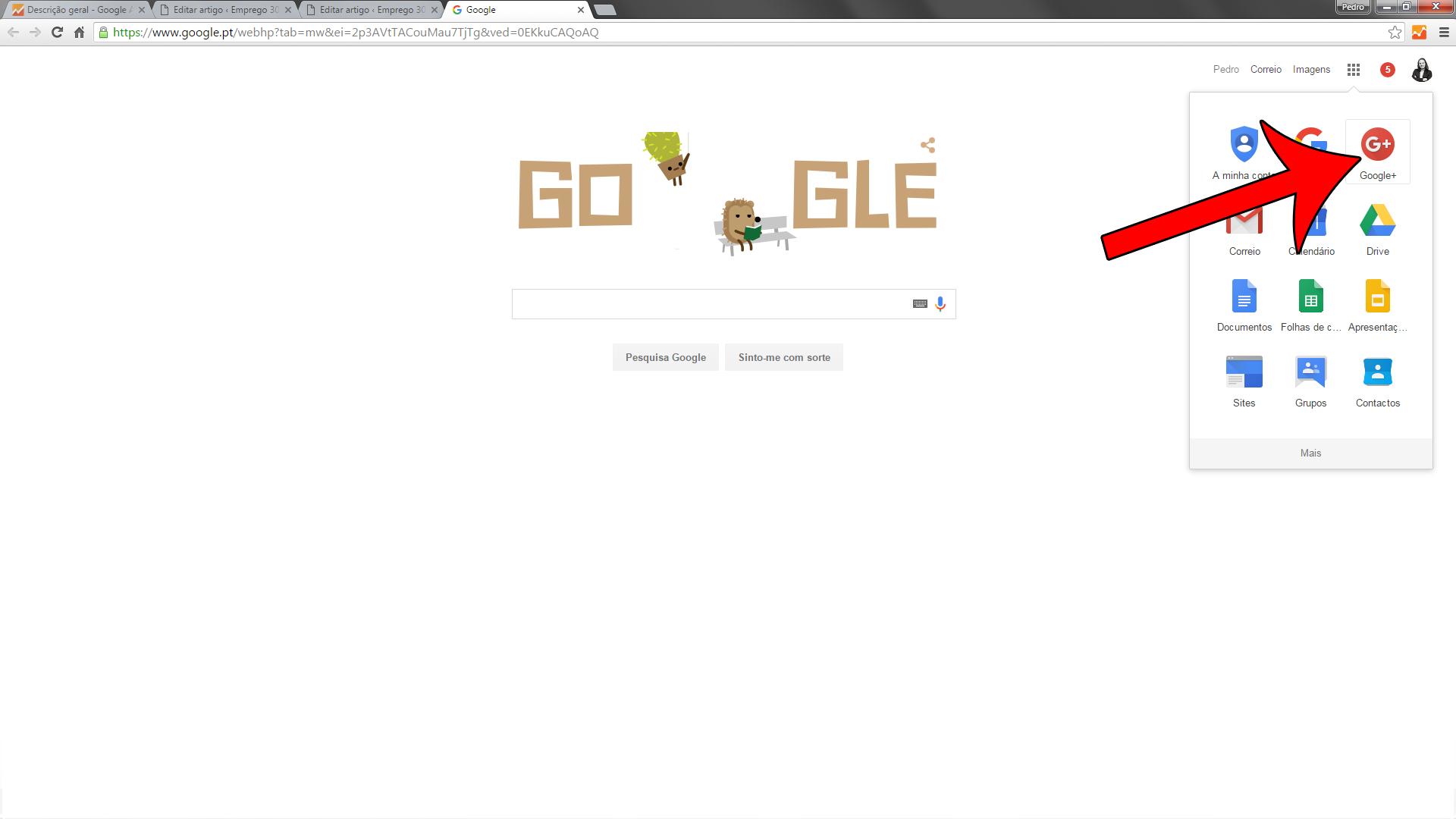 a sua presença no Google+_03