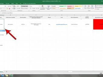 Criar uma lista de empresas a contactar