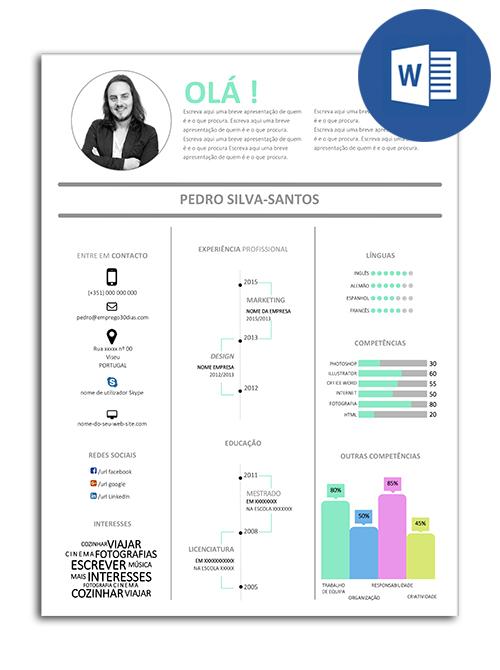 curriculo-editavel-infografico