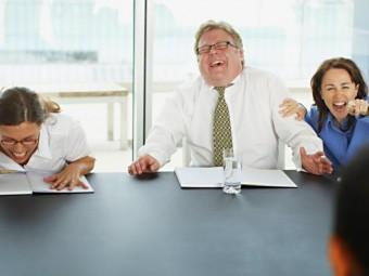 As perguntas nas entrevistas de emprego