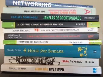 Lista de livros inspiradores