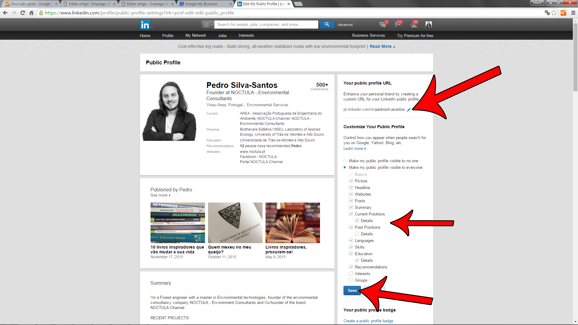 o seu perfil no LinkedIn-05