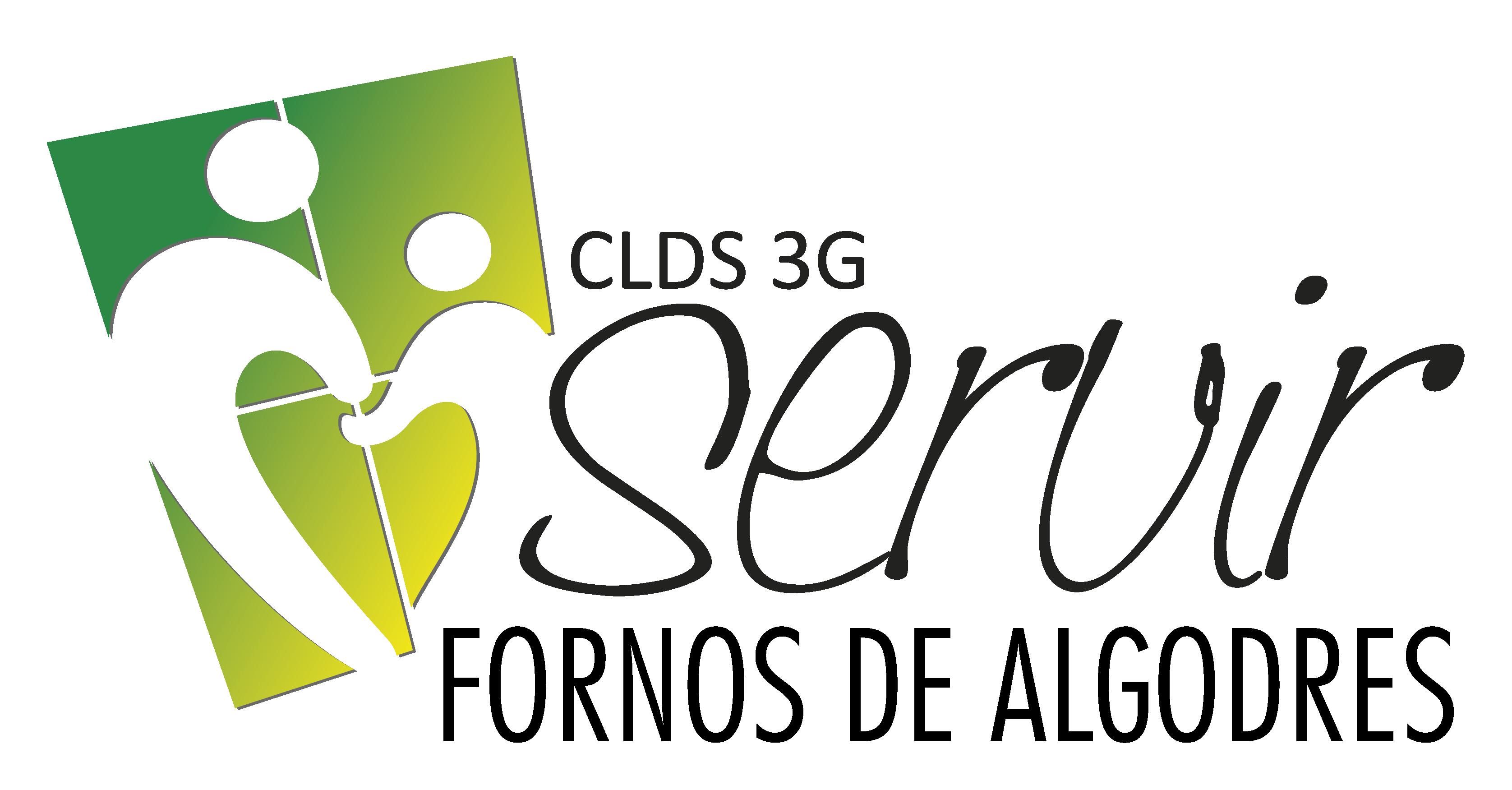 Logo CLDS servir Fornos de Algodres