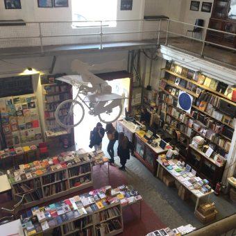 Livraria Ler Devagar – Lx Factory (Lisboa)