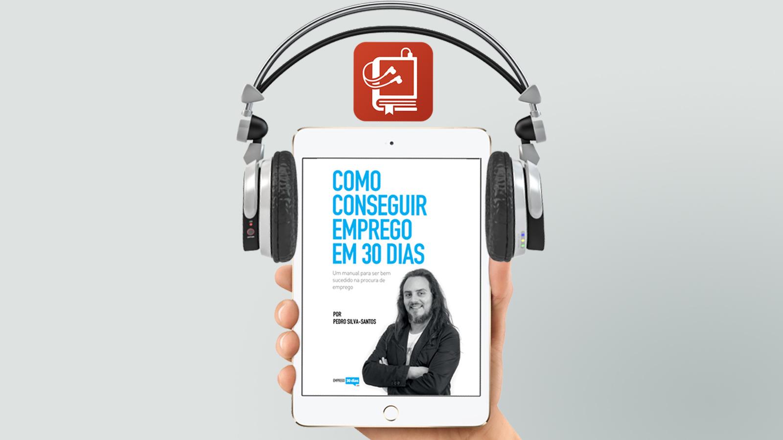 Porque é que há tão poucos audiobooks em português?