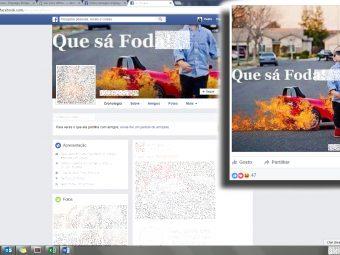 … e se os recrutadores virem o seu perfil no Facebook?