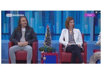 Entrevista na 'RTP Madeira'