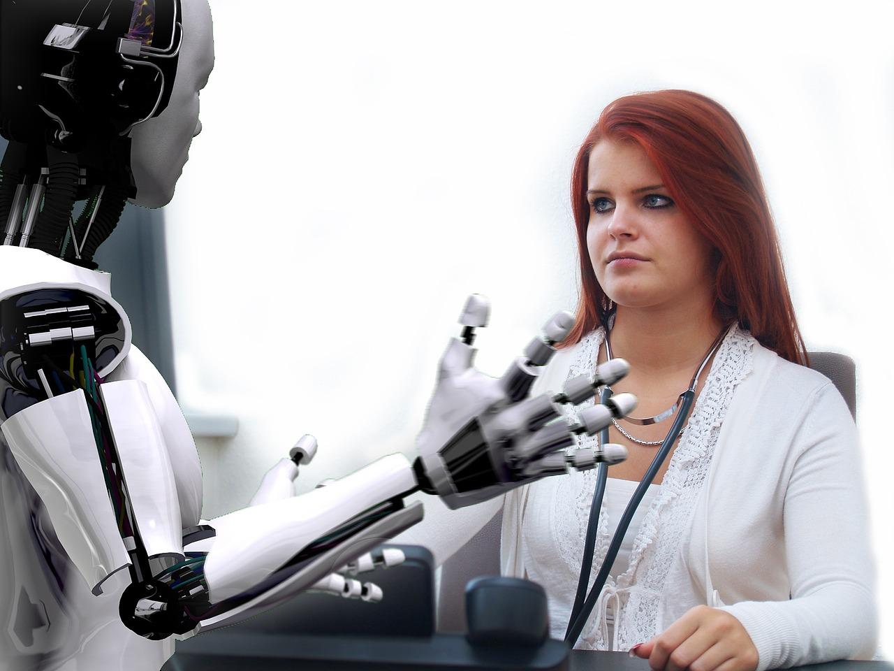 Será que as máquinas vão substituir o homem?