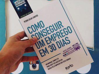 """O meu livro foi """"abandonado"""" nos transportes públicos do Brasil – Leitura no Vagão"""