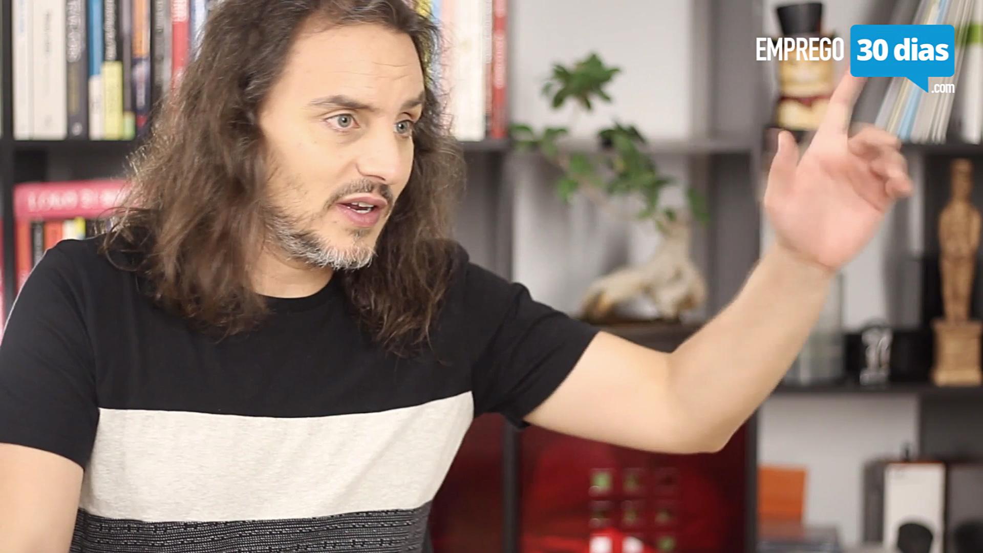 video 077 muito ocupado Pedro Silva-Santos